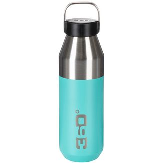 360° degrees 360° Vacuum Narrow Mouth 750 ML Isolierflasche turquoise