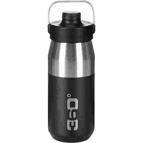 360° degrees 360° Insulated Sip 550 ML Isolierflasche black