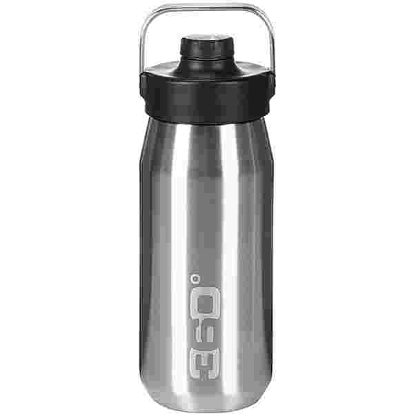 360° degrees 360° Insulated Sip 550 ML Isolierflasche silver