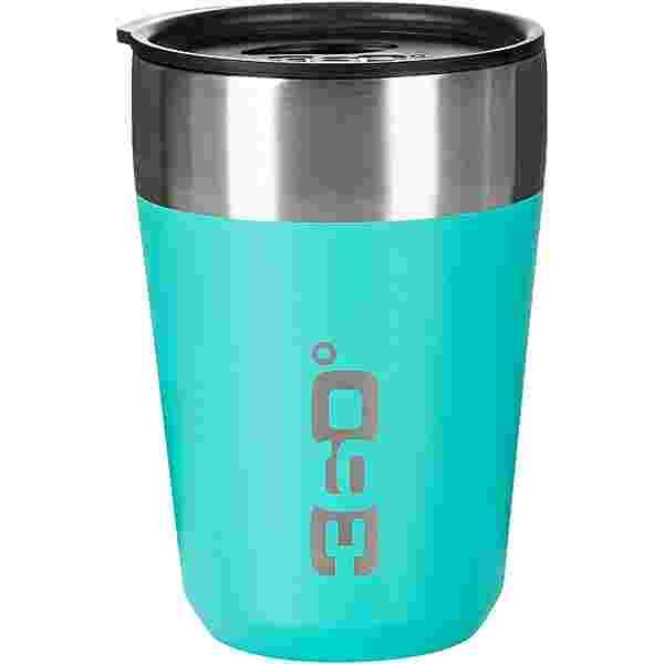 360° degrees 360° Vacuum Travel Mug Regular Trinkbecher turquoise