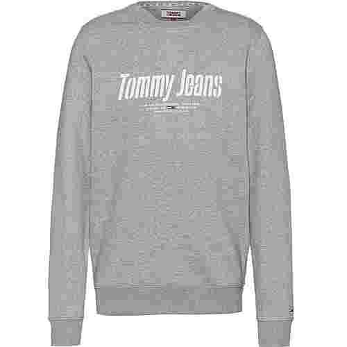 Tommy Hilfiger Essential Sweatshirt Herren light grey heather