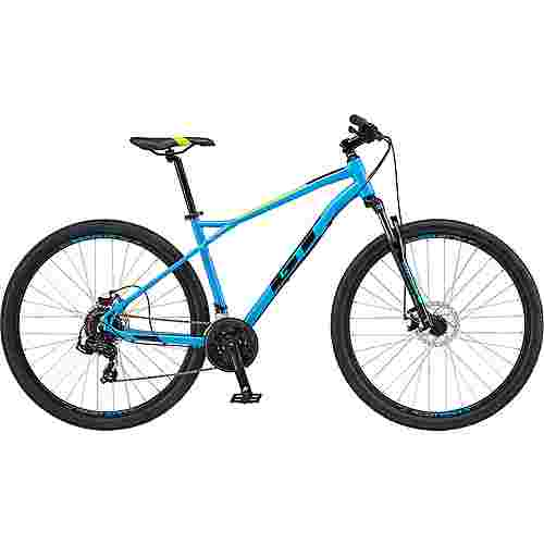 GT Aggressor Sport 29 Zoll Mountainbike MTB Hardtail blau