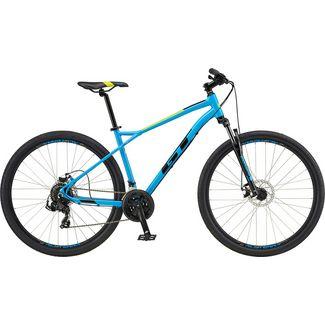 GT Aggressor Sport 650B Mountainbike MTB Hardtail blau