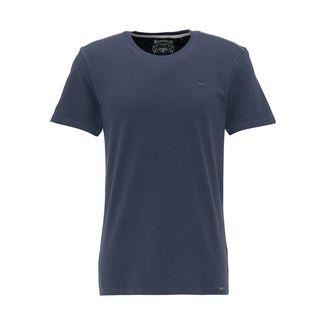 DreiMaster Printshirt Herren marine