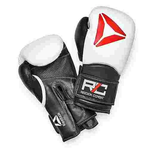 Reebok Combat Gloves – White Fitnesshandschuhe Herren Schwarz