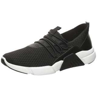 Skechers Block Pacific Sneaker Herren schwarz / weiß