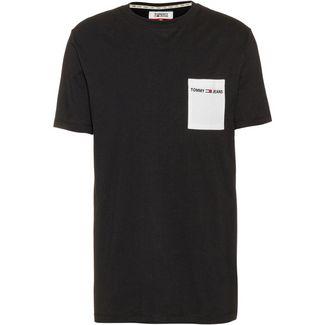 Tommy Hilfiger T-Shirt Herren black-white