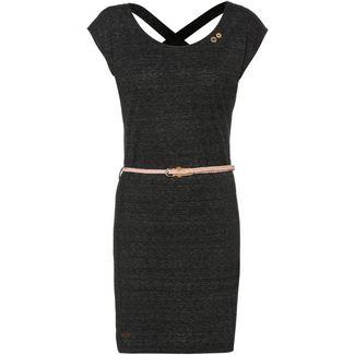 Ragwear Sofia Dress Jerseykleid Damen black