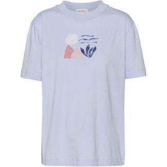 ARMEDANGELS Miaa T-Shirt Damen pure blue