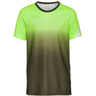 Nike B NK DRY ACD TOP SS GX FP Funktionsshirt Kinder ghost green-white