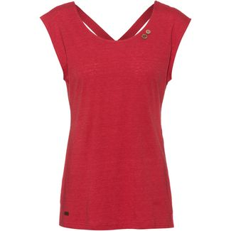 Ragwear Sofia T-Shirt Damen red