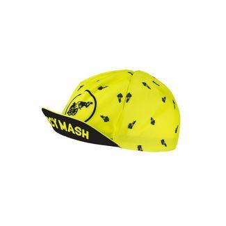 PERCY MASH Swarm Ride Helmmütze Herren lemon punch