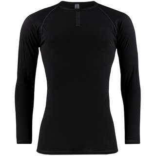 PERCY MASH Merino Winter Unterhemd Herren black
