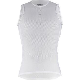 PERCY MASH Summer Breeze Unterhemd Herren white