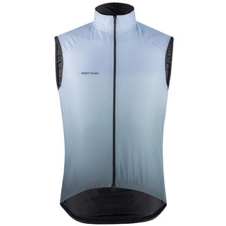PERCY MASH Fast&Gentle Windbreak Fahrradweste Herren grady&blue