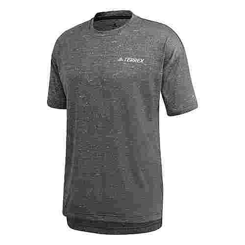 adidas TERREX Hike T-Shirt T-Shirt Herren Grau
