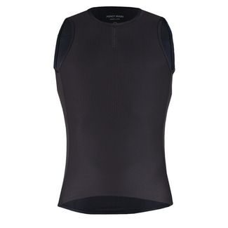 PERCY MASH Summer Breeze Unterhemd Herren black