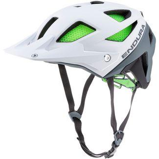 Endura MT500 Helm Fahrradhelm weiß
