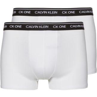 Calvin Klein Boxer Herren white w/ black wb