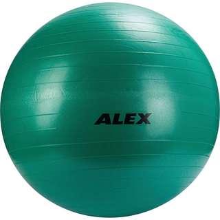 ALEX Gymnastikball grün