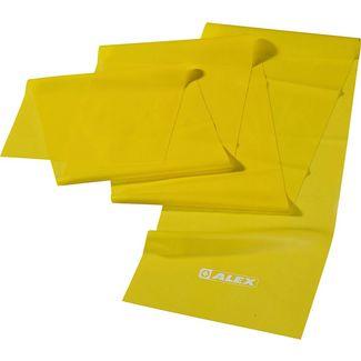 ALEX Gymnastikband gelb