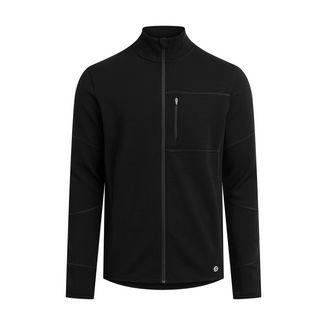 Shirts for Life SFL Man Merino Outdoorjacke Herren black