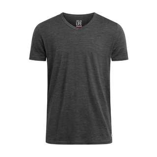 Shirts for Life SFL Mens Merino T-Shirt Herren anthracite