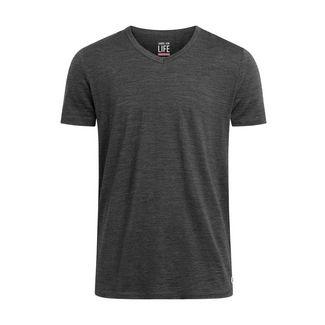 Shirts for Life SFL Mens Merino T-Shirt Herren anthracite