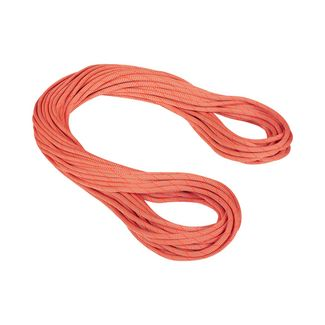 Mammut 9.8 Crag Classic Rope Kletterseil orange-white Classic Standard