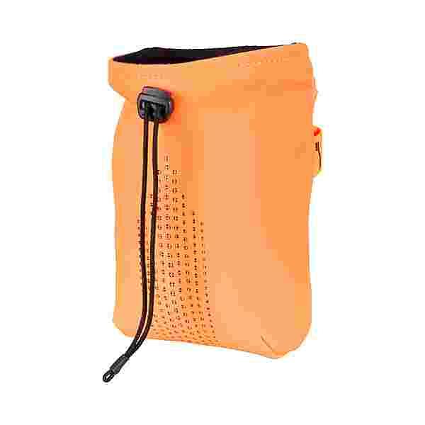 Mammut Crag Sender Chalkbag safety orange