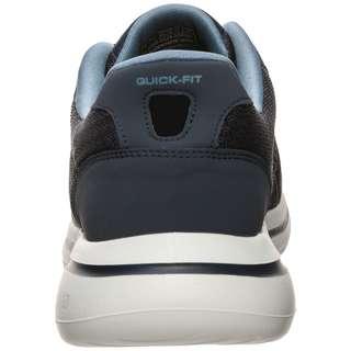 Skechers GOwalk 5 Qualify Fitnessschuhe Herren dunkelblau / dunkelgrau