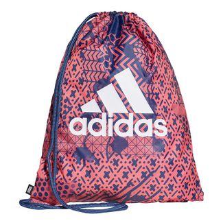adidas Sportbeutel Sporttasche Herren Prism Pink / Tech Indigo / Black