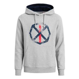 Shirts for Life Matteo Spinnrad Sweatshirt Herren grey_melange