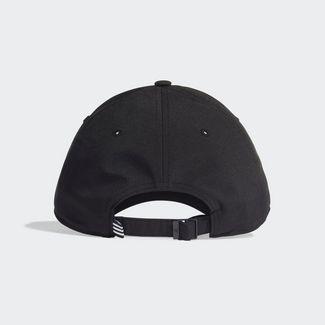 adidas Baseball Kappe Cap Herren Black / Black / Black