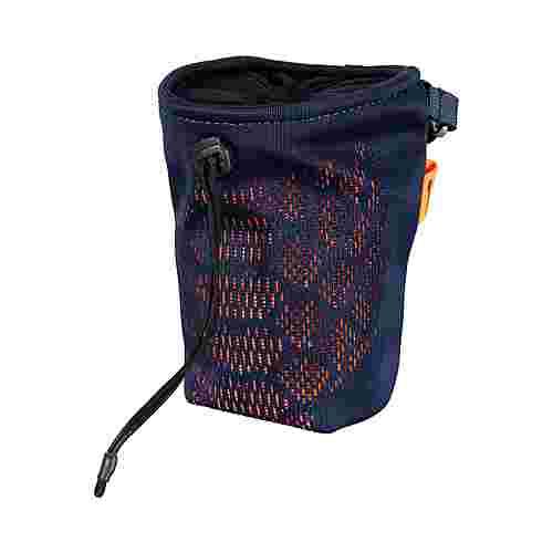 Mammut Crag Knit Chalk Bag Chalkbag marine