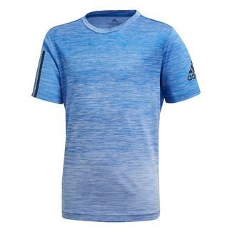 adidas Gradient T-Shirt T-Shirt Kinder Blue / White