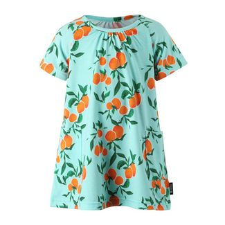 reima Propelli Jerseykleid Kinder Light turquoise