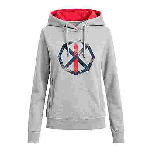 Shirts for Life Leonie Spinnrad Sweatshirt Damen grey_melange