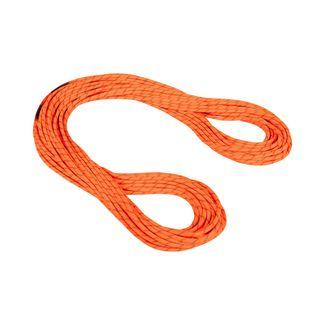 Mammut 8.0 Alpine Dry Rope Kletterseil safety orange-boa Dry Standard
