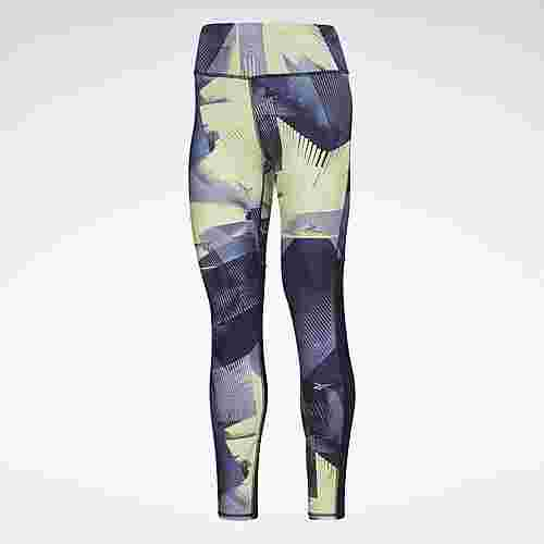 Reebok Running Essentials Tight Funktionshose Damen Lila
