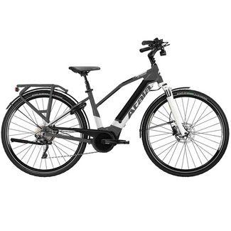 Atala B-Tour SLS Lady 700c E Trekkingrad E-Bike Damen anthrazit/weiß/schwarz