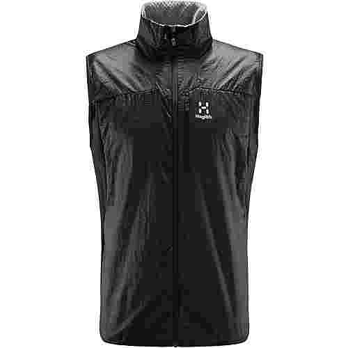 Haglöfs Summit Hybrid Vest Outdoorweste Herren True black