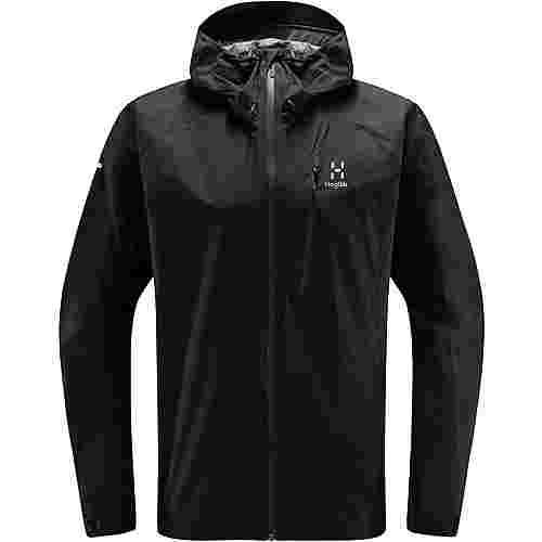 Haglöfs GORE-TEX® L.I.M Jacket Hardshelljacke Herren True black