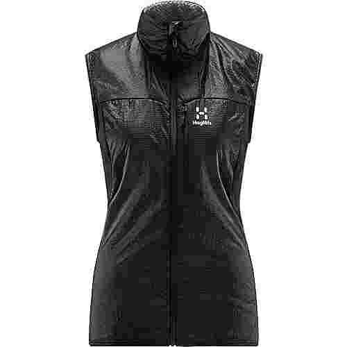 Haglöfs Summit Hybrid Vest Outdoorweste Damen True black