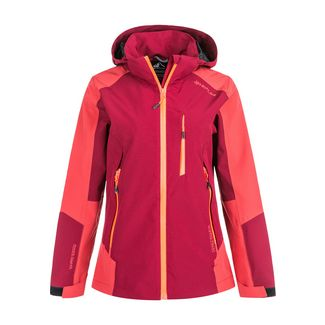 Whistler Funktionsjacke Damen 4136 Tibetan Red