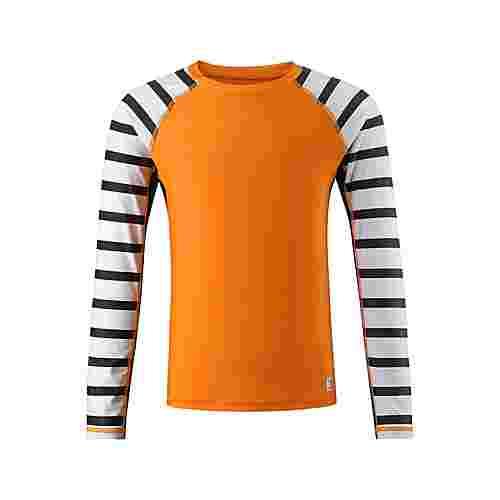 reima Madagaskar UV-Shirt Kinder Orange
