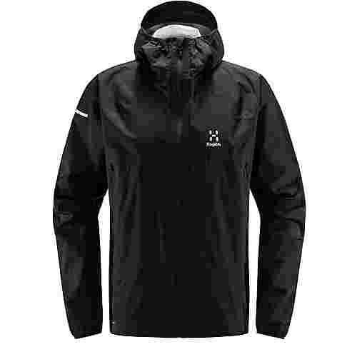 Haglöfs L.I.M PROOF Multi Jacket Hardshelljacke Herren True black