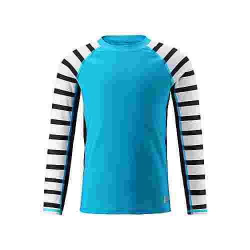 reima Madagaskar UV-Shirt Kinder Cyan blue