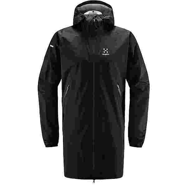 Haglöfs L.I.M PROOF Parka Parka Herren True black