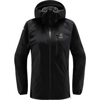 Haglöfs GORE-TEX® L.I.M Jacket Hardshelljacke Damen True black